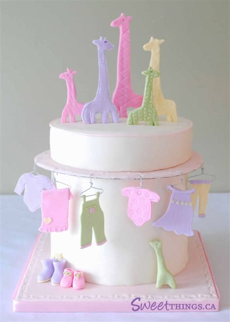 Baby Shower Cakes by Sweetthings Cutest Baby Shower Cake