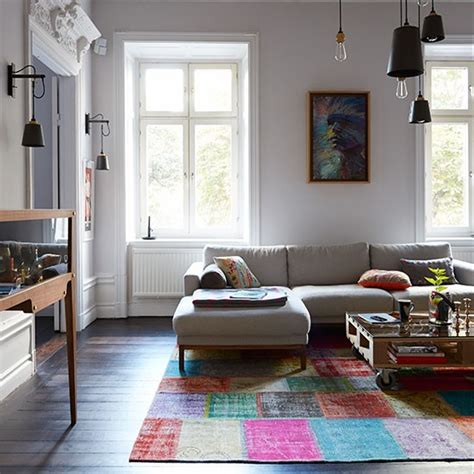 eclectic living room open plan eclectic living room decorating housetohome