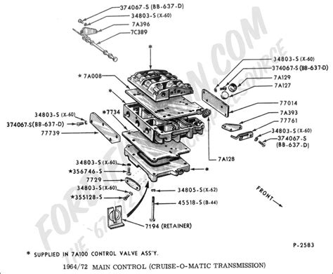 Bell Matic Rg ford c6 transmission valve diagram pictures to pin on