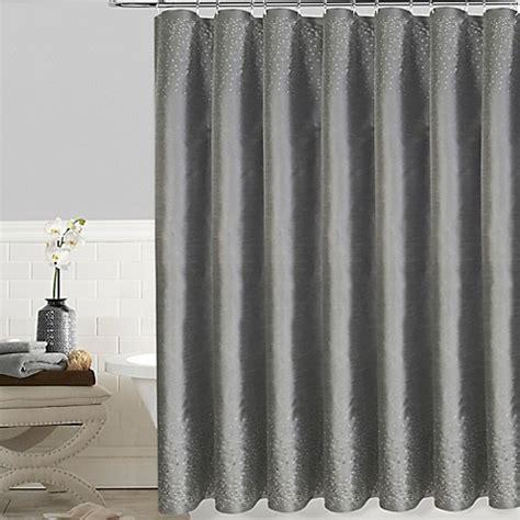 twilight      shower curtain  grey bed