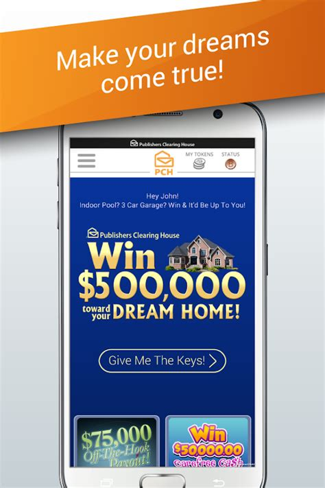 Sweepstakes Clearinghouse Store - the pch app android apps on google play