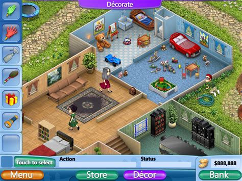 House Design Virtual Families 2 by Present Creative