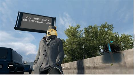 Watch Dogs Meme - wow such doge so watch dogs wow by hares997 meme center