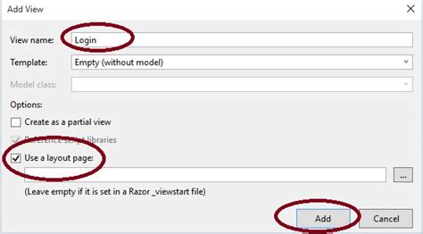 change layout of view in mvc change layout page dynamically in asp net mvc 5