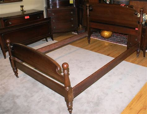 full size beds for sale with mattress solid mahogany cannon ball full size bed for sale