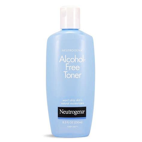 Toner Make Up neutrogena free toner 45 essentials