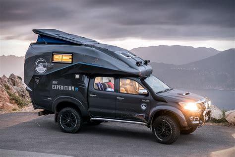 toyota hillux toyota hilux expedition v1 karavan teknolsun
