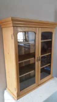 Victorian Antique Pine Wall Cupboard   Antiques Atlas