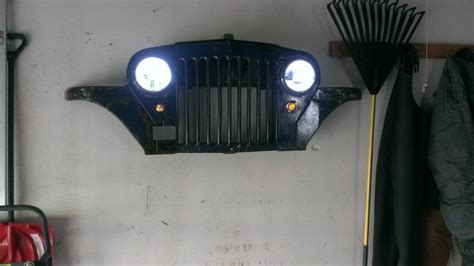 jeep wall art jeep grille wall art nice touch for the garage jeep