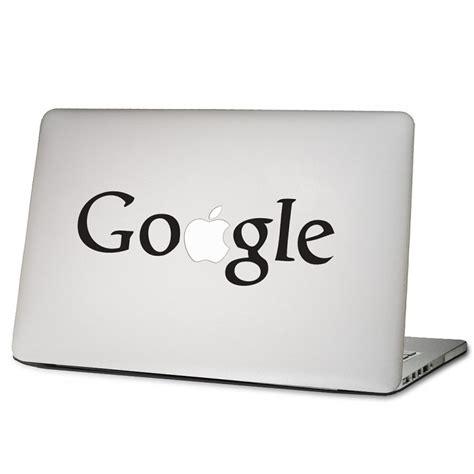 Apple Aufkleber Notebook google laptop macbook sticker aufkleber
