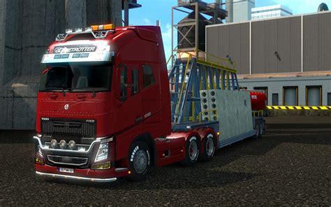 2012 volvo truck volvo fh16 2012 v22 07r 1 30 truck mod euro truck