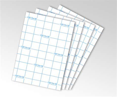 How To Make Heat Transfer Paper - jet pro ss light transfer paper
