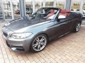 M2 Bmw For Sale Used Bmw M2 M240 Convertible Auto For Sale In Gauteng