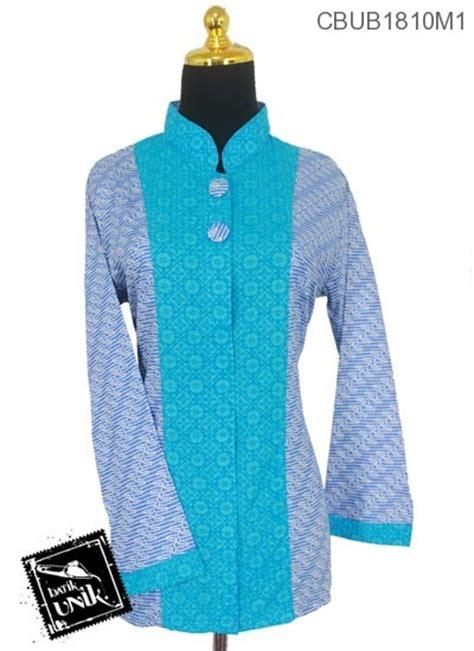 Gamis Murah Cantik Gamis Bahan Embos baju batik blus panjang katun kain embos motif parang