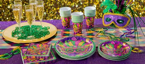 Masquerade Mardi Gras Party Supplies   Party Delights