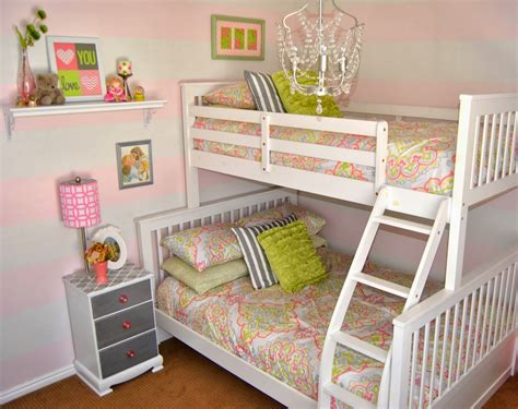 girly bunk beds studio 7 interior design march 2014