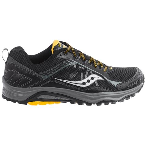 saucony grid running shoes saucony grid excursion tr9 trail running shoes for