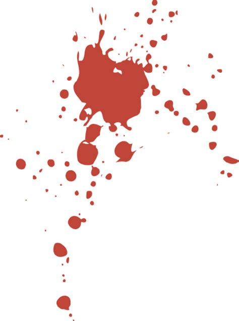 free vector graphic splotch splash paint red liquid