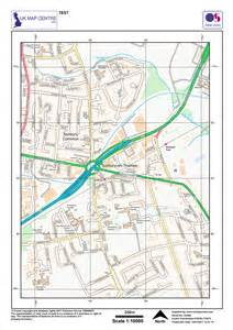 ordnance survey streetview extract
