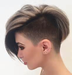 haircuts for woemen one side the other 32 cool short hairstyles for summer pretty designs