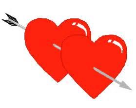 imagenes de corazones flechados por cupido la historia de cupido