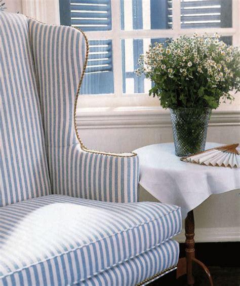 blue white striped armchair kitchen stuffs best kitchen design essential basic