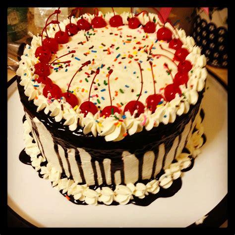 split cakes banana split cake kzcakes