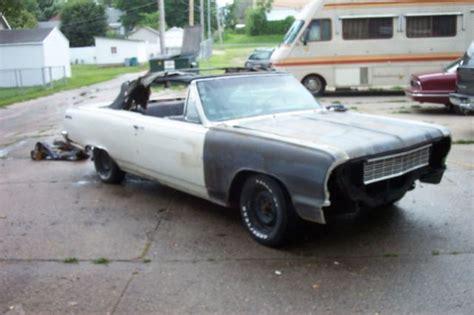 64 chevy malibu ss 1964 64 chevelle malibu ss convertible options