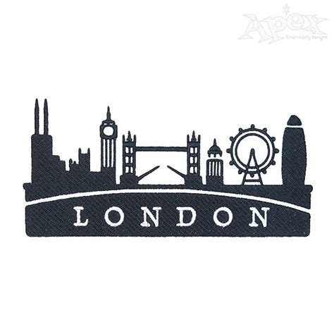 embroidery design london london embroidery design