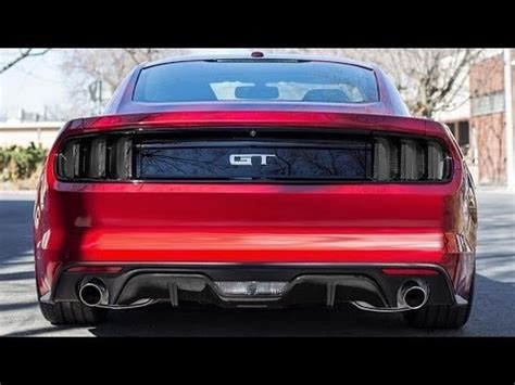 2015 mustang lights 2015 mustang gt with tinted smoked lights