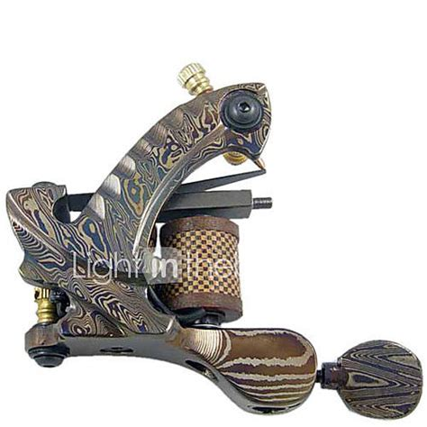 handmade tattoo liner unique damascus handmade tattoo machine liner usd 23 99
