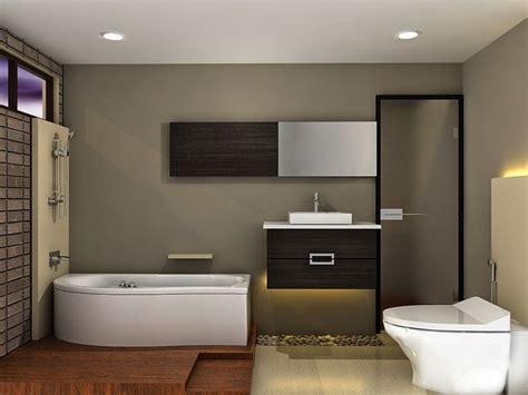kiat merancang kamar mandi minimalis terbaru