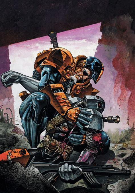 Komik Stormwatch Vol 2 Enemies Of Earth Dc Comics 148 best deathstroke images on