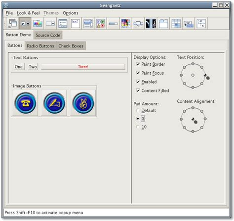 java gui themes david r heffelfinger s ensode net java swing jdk 1 6