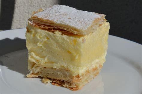 Budapest Cake 10x24cm Sweet Dessert sweet treats cake classics of hungary about hungary