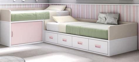 camas compactas  cajones camas compactas en escuadra