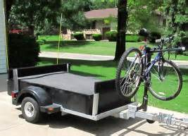 versa cargo box and roof rack trailers