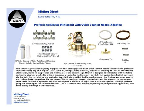 boat bimini top misting system marine mistingsystem for boats yachts