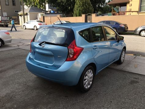 used nissan versa note used 2015 nissan versa note sv hatchback 9 990 00