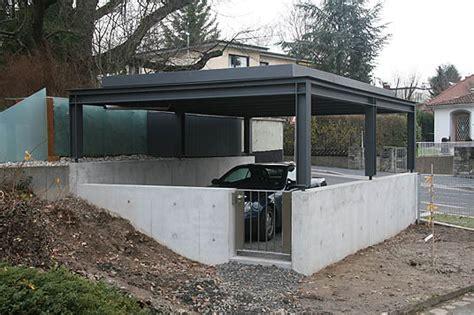 Car Port Design neubau doppelparker und carport in wiesbaden garage und