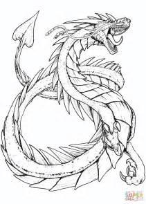 kindex  sand dragon coloring page  printable