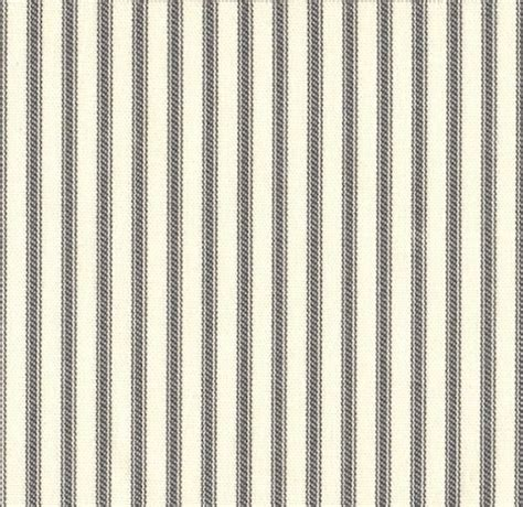 Ticking Stripe Curtains 84 Quot Curtain Panels Unlined Country Brindle Gray Ticking Stripe Traditional Curtains