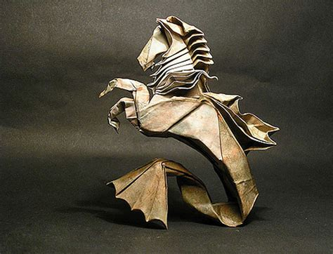 Amazing Origami - seawayblog 12 amazing origami of aquatic animals