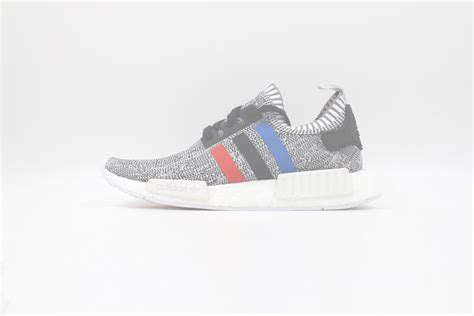 Adidas Nmd R1 Primeknit Starter adidas nmd r1 primeknit quot tri color quot bb2888 sapato sneakerstore