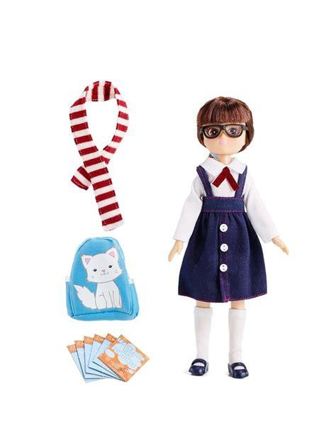 lottie finn doll lottie back to school doll the granville island