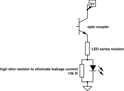 resistor in parallel with optocoupler resistor in parallel with optocoupler 28 images gt sens detectors gt optical gt optocouplers