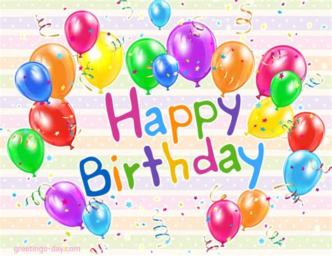 Happy Birthday Ecards For by Free Birthday Ecards Pics
