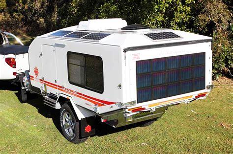 solar powered air conditioner for caravan air conditioning a caravan here s how caravan and