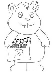 groundhog coloring page groundhog 12 coloring pages coloring book