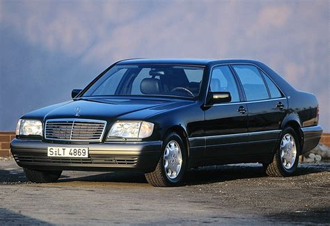 1991 mercedes 600 sel w140 specifications photo